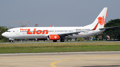 HS-LTZ - Boeing 737-9GPER - Thai Lion Air