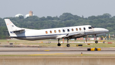 N387PH - Swearingen SA227-AC Metro III - Merlin Airways