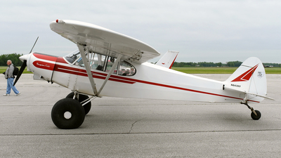 N8439Y - Piper PA-18-150 Super Cub - Private