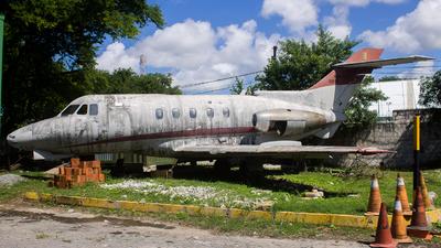 FAB2126 - Hawker Siddeley HS-125-400B - Brazil - Air Force