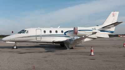 OE-GES - Cessna 560XL Citation XLS Plus - Private