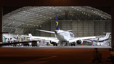 YPAD - Airport - Hangar