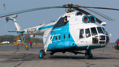 RA-22734 - Mil Mi-8T Hip - Kazan Air Enterprise