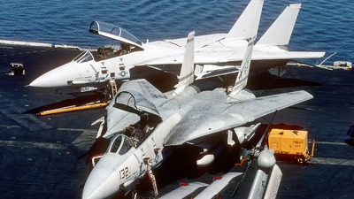 159845 - Grumman F-14A Tomcat - United States - US Navy (USN)