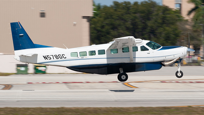 N578GC - Cessna 208B Grand Caravan - Private