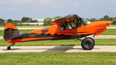 N328RD  - Cub Crafters Carbon Cub FX-3 - Private