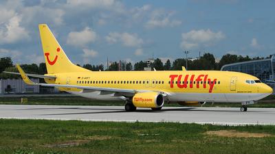 D-AHFY - Boeing 737-8K5 - TUIfly