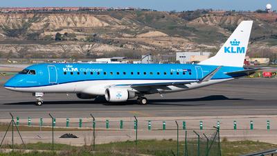 PH-EXO - Embraer 170-200STD - KLM Cityhopper