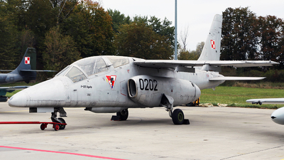 0202 - PZL-Mielec I-22 Iryda - Poland - Air Force