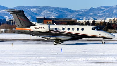 N376FX - Embraer 505 Phenom 300 - Flexjet