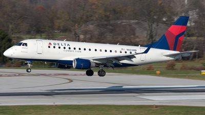 N823MD - Embraer 170-100SU - Delta Connection (Shuttle America)
