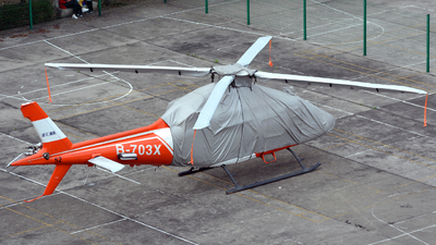 B-703X - Agusta-Westland AW-119Kx - Shanghai Kingwing General Aviation
