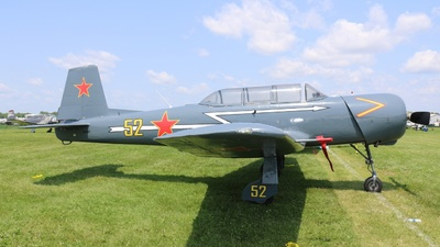 NX58T - Nanchang CJ-6 - Private