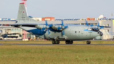 RF-95686 - Antonov An-12BK - Russia - Air Force