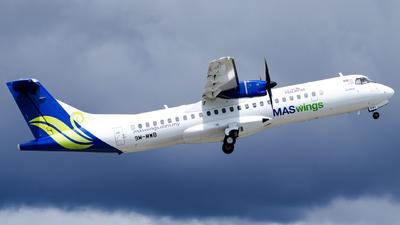 9M-MWB - ATR 72-212A(500) - MASWings