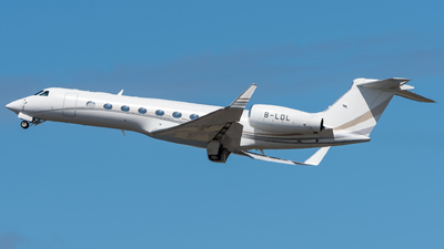 B-LDL - Gulfstream G550 - Private