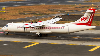 VT-AIU - ATR 72-212A(600) - Alliance Air