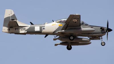 PT-ZHI - Embraer EMB-314 Super Tucano - Embraer