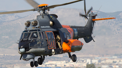 2520 - Eurocopter AS 332C1 Super Puma - Greece - Air Force