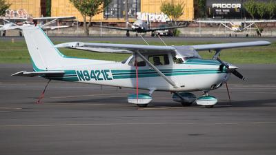 A picture of N9421E - Cessna 172N Skyhawk - [17272257] - © Weliang