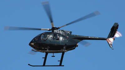 N1605K - MD Helicopters 369FF - United States - Gwinnett County Police