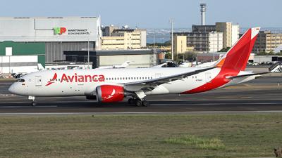 N791AV - Boeing 787-8 Dreamliner - Avianca
