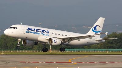 LY-VEX - Airbus A320-212 - Avion Express Italia