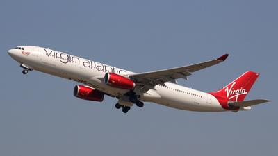 G-VLUV - Airbus A330-343 - Virgin Atlantic Airways