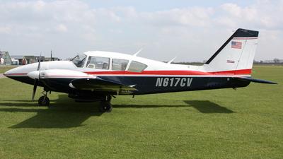 N617CV - Piper PA-23-250 Aztec F - Private