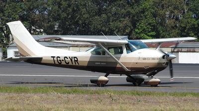 TG-CYR - Cessna 172N Skyline II - Private