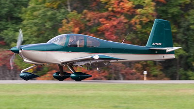N770BD - Vans RV-10 - Private