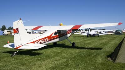 N9812X - Cessna 185 Skywagon - Private