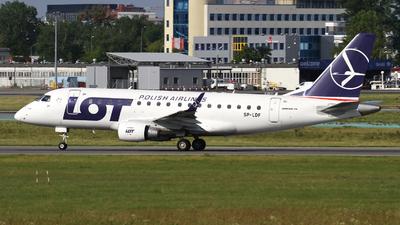 A picture of SPLDF - Embraer E170STD - LOT - © Rafal Pruszkowski