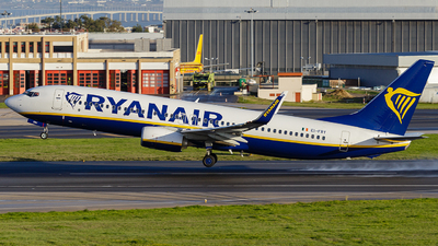 EI-FRY - Boeing 737-8AS - Ryanair