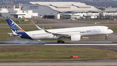F-WXWB - Airbus A350-941 - Airbus Industrie