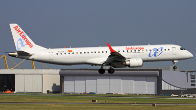 EC-LFZ - Embraer 190-200LR - Air Europa