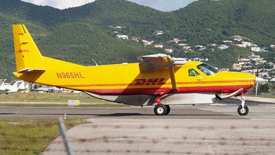 N965HL - Cessna 208B Super Cargomaster - DHL Air