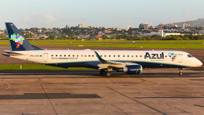 PR-AXB - Embraer 190-200IGW - Azul Linhas Aéreas Brasileiras