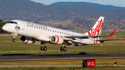 VH-ZPA - Embraer 190-100IGW - Virgin Australia Airlines