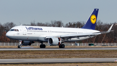 A picture of DAIUW - Airbus A320214 - Lufthansa - © TJDarmstadt