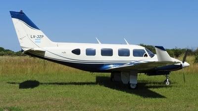 LV-JZP - Piper PA-31 Turbo Navajo - Private
