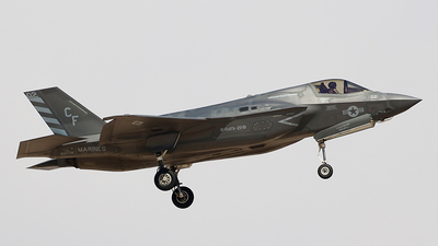 168838 - Lockheed Martin F-35B Lightning II - United States - US Air Force (USAF)