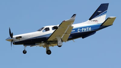 A picture of CFHTH - Socata TBM930 - [1178] - © Ian Howat