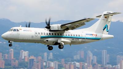 HK-5219 - ATR 42-500 - EasyFly