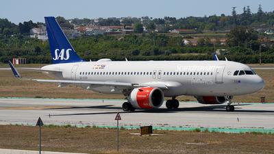 A picture of SEROR - Airbus A320251N - SAS - © Fernando Roca