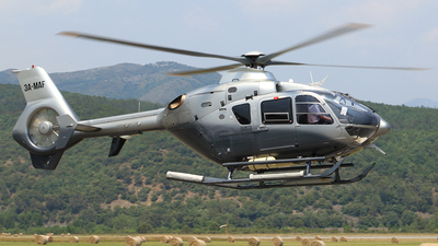 3A-MAF - Airbus Helicopters H135 - Private