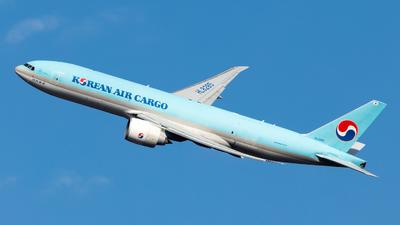 HL8285 - Boeing 777-FB5 - Korean Air Cargo