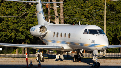 N850PG - Gulfstream G-III - Private