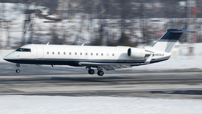 N501LS - Bombardier CRJ-200ER - Private