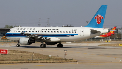 B-6290 - Airbus A320-214 - China Southern Airlines